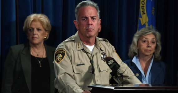 "BREAKING: Sheriff Says Las Vegas Shooter Could Have Been ""Radicalized"""