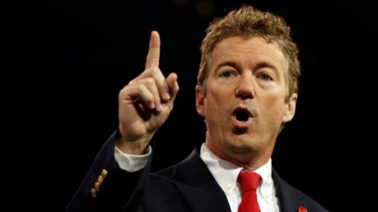 """""""WORSE Than Watergate!"""": Rand Paul Calls For """"High Ranking"""" Obama Officials To Be Investigated For """"Colluding"""" Against Trump."""