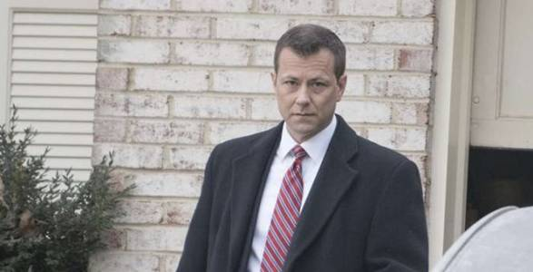 Judicial Watch: Firing of Peter Strzok is a Body Blow to Robert Mueller's Special Counsel.