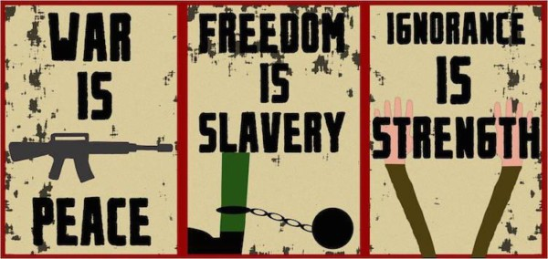 """Prisons Of Pleasure Or Pain: Huxley's """"Brave New World"""" Vs. Orwell's """"1984"""""""