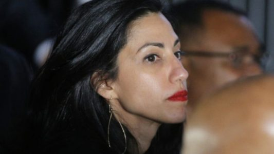 State Dept. Releases Huma Abedin Emails From Weiner's Laptop.