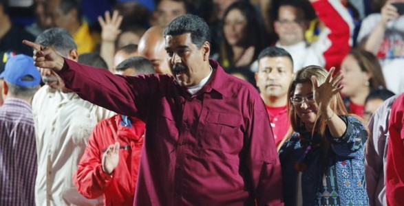 Venezuela Expels Top U.S. Diplomats in Retaliation for Sanctions.