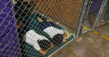 Obama Separated Families and Detained Kids, Media Said Nothing