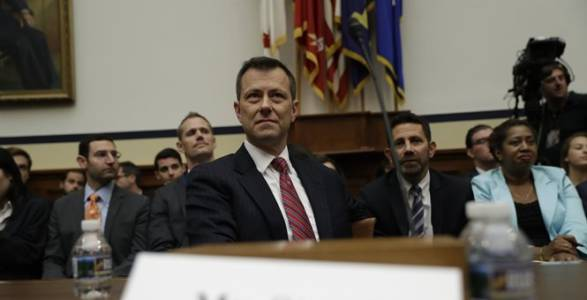 Strzok: Trump-Hating Texts Were an Expression of My 'Deep Patriotism'