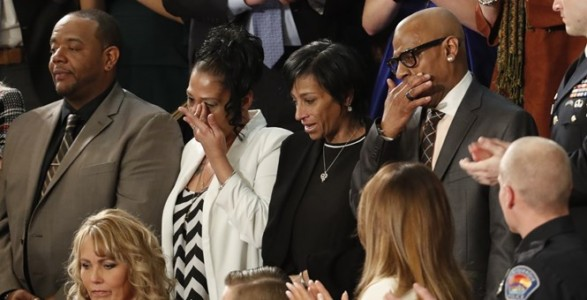 Parents Of MS-13 Victim At SOTU Had This to Say About MSNBC Host's Comments .