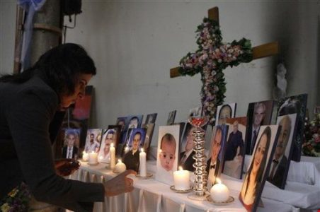 Report: Persecution of Christians Around the World at an All-Time High