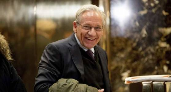Woodward: No Evidence of Trump-Russia Collusion.