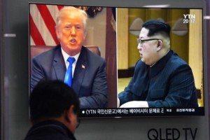Trump cancels Singapore summit with North Korean leader Kim Jong Un.