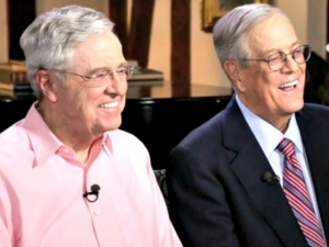 Koch Donor Network: The US 'Keeps Out Too Many' Foreign Nationals