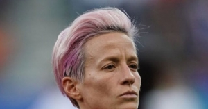 Megan Rapinoe on MAGA: Trump Is Excluding Folk — The USA Used to be Not Huge for Each person