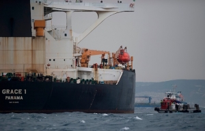 U.S. Bullies Its Way Into Dispute, Moves to Seize Iranian Tanker