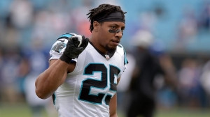 Carolina Panthers' Eric Reid slams Jay-Z as 'despicable' over NFL ownership rumors: when has he 'ever taken…