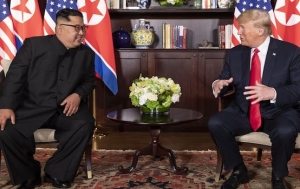 What Happens When Kim Stands Trump Up at the Altar?