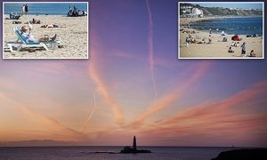 Britain will be hotter than Madrid this weekend with temperatures as high as 78F