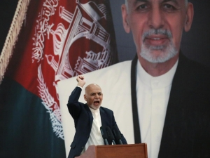 Afghan President Ghani promises to introduce measures to prevent civilian casualties in war against militants