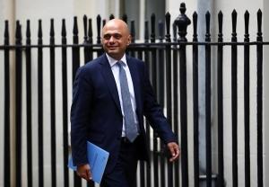 UK's Sajid Javid plans October giveaway Budget: FT