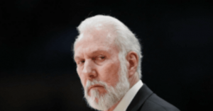 Spurs' Gregg Popovich Calls President Trump 'Cowardly'