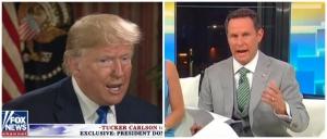 Brian Kilmeade Criticizes Trump On Fox News, Trump Responds
