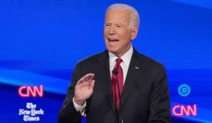 Biden Refuses to Condemn His Son's Foreign Business Dealings: 'I'm Proud of the Judgment He Made'