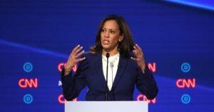 Harris Slams Pharma as 'High-Level Dope Dealers' at Democrat Debate