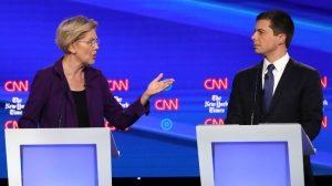 Warren defends, Buttigieg attacks in debate that shrank the field   TheHill