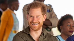 Prince Harry appears to hint at rift between him and Prince William