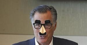 'Pierre Delecto': Mitt Romney Runs Secret Twitter to Champion Himself