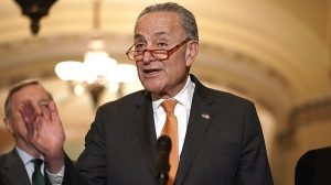 Schumer to colleagues running for White House: Impeachment comes first | TheHill