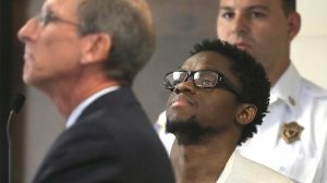 Concierge convicted of murdering Boston doctors in penthouse caused scene in court
