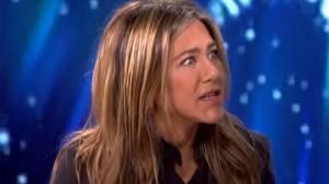 Jennifer Aniston breaks down in tears on Ellen DeGeneres' holiday show