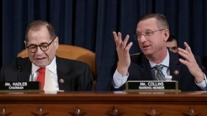 House panel to hold key impeachment vote, after day of all-out sparring and intrigue