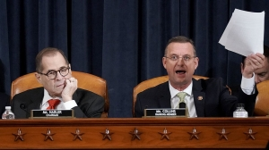 Judiciary Committee Democrats abruptly postpone vote on articles of impeachment   TheHill