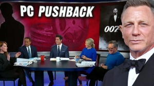 'The Five' responds to criticism of male James Bond: 'Since whenis common sense now controversy?'