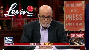 Mark Levin slams Democratic hypocrisy on Trump impeachment, warns Republican 'weak links' against voting fo…