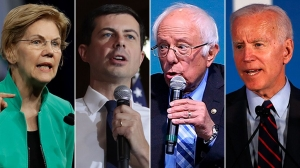 Biden, Buttigieg look to exploit Iowa opening as impeachment drags rivals back to DC