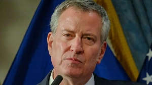 NYPD union leader sides with ICE against de Blasio over 'sanctuary'-tied murder: 'He owns this'