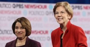 New York Times Endorses Amy Klobuchar, Elizabeth Warren for President   Breitbart