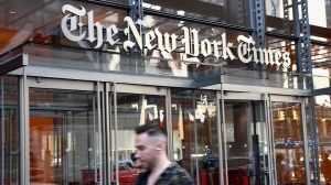 NYT editorial board endorses Warren, Klobuchar for Democratic nomination for president   TheHill