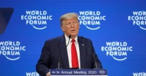 Donald Trump at Davos: 'The Time for Skepticism Is Over'