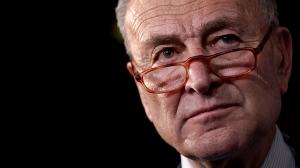 Schumer blasts GOP votesover witnesses, documentsattrial | TheHill