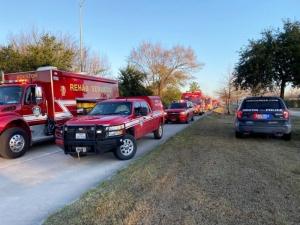 Two deaths confirmed as machine shop blast rips Houston neighborhood