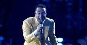 John Legend to Stump for Elizabeth Warren in South Carolina