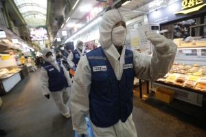 Dow futures plunge 400 points on coronavirus spread
