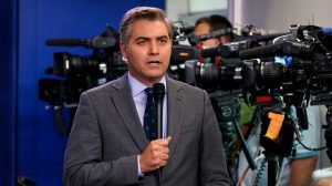 Trump scolds CNN's Jim Acosta in India: 'You ought to be ashamed of yourself'