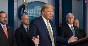 Watch Live: President Trump's Coronavirus Task Force Holds Press Conference