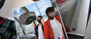 Official Denies Claims The U.S. 'Hijacked' Chinese-Made Mask Order From France