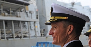 Videos Show Fired USS Theodore Roosevelt Captain Cheered by Crew