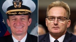 Acting Navy secretary offers resignation after criticizing ousted USS Theodore Roosevelt commander: official