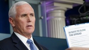 Pence: Next coronavirus relief bill would need legal shield for businesses | TheHill