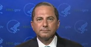 HHS's Azar: 'Very Credible Objective' to Have Coronavirus Vaccine by End of 2020
